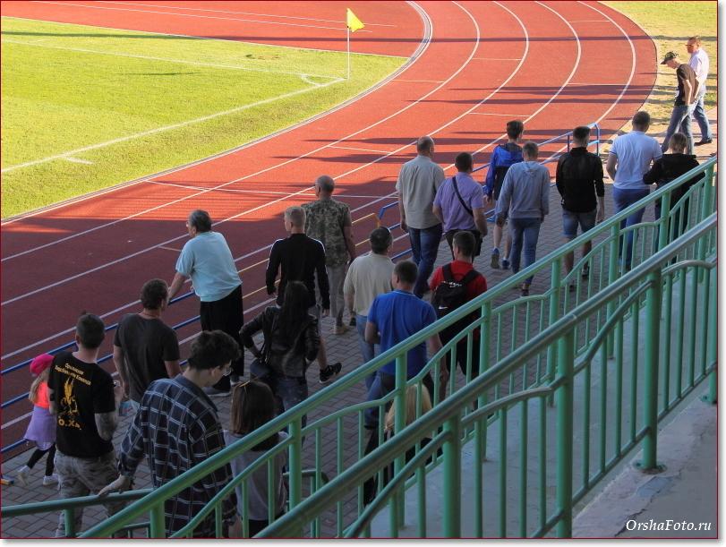 Футбол «Орша» – «Гранит» 12.05.18