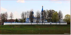 Фото Орши – Ильинская церковь весной
