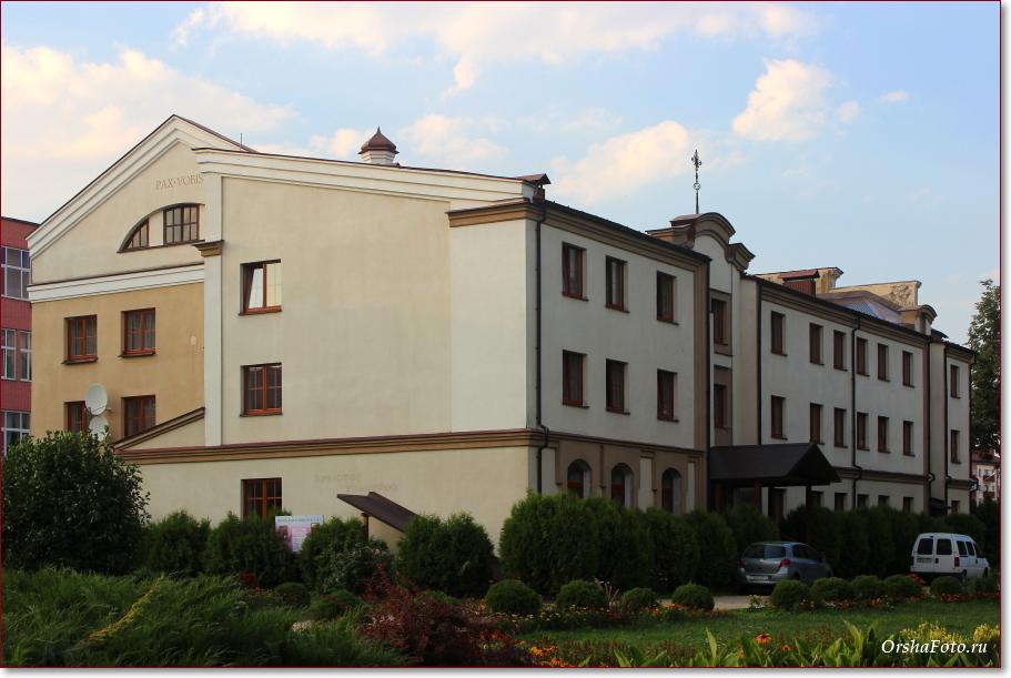 Фото Орши – Костел, церковь св Иосифа