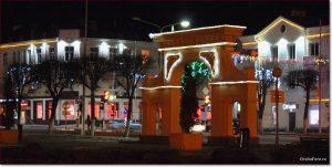 Фото Орши – арка в центре на ул Ленина