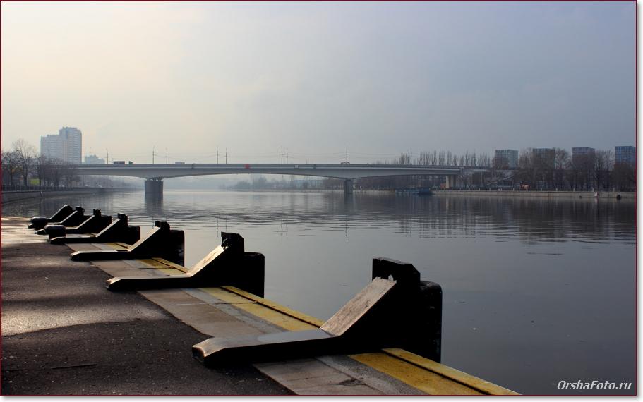 Набережная Москва реки
