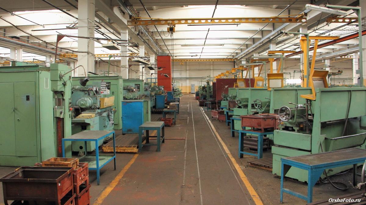 Оршанскому инструментальному заводу 45 лет