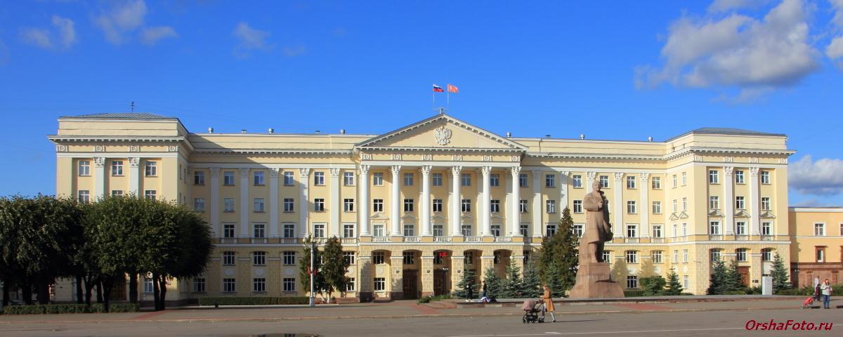 Смоленск, Администрация области — OrshaFoto.ru