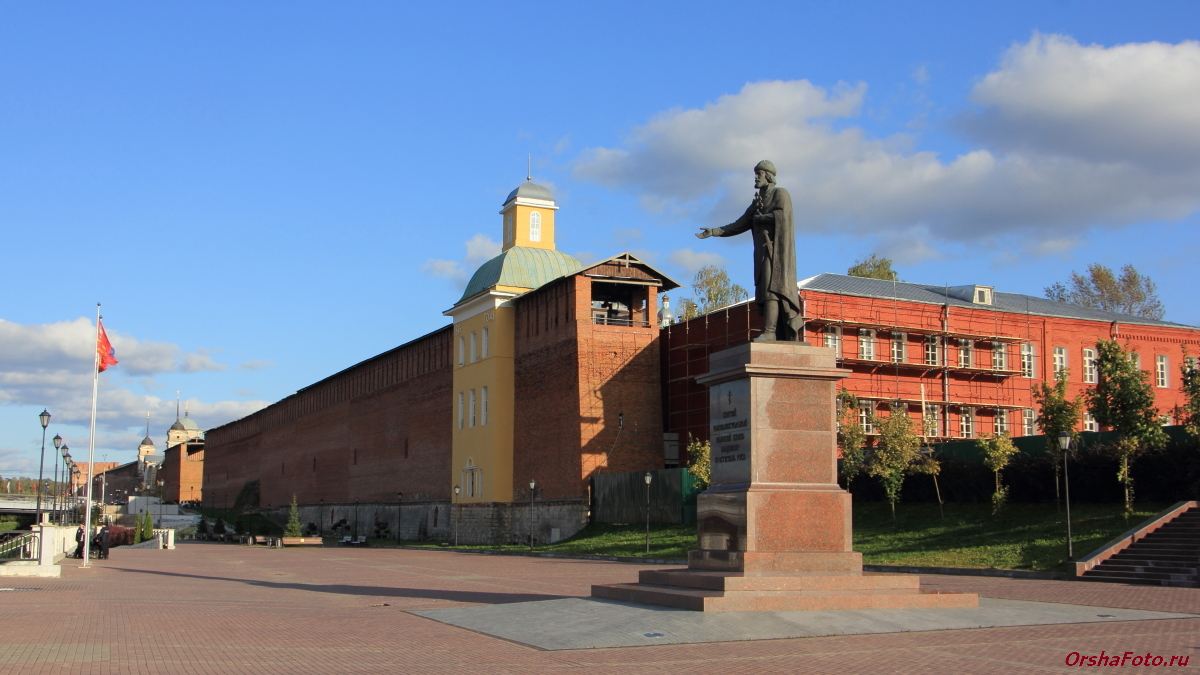 Смоленск, памятник Князю Владимиру — OrshaFoto.ru