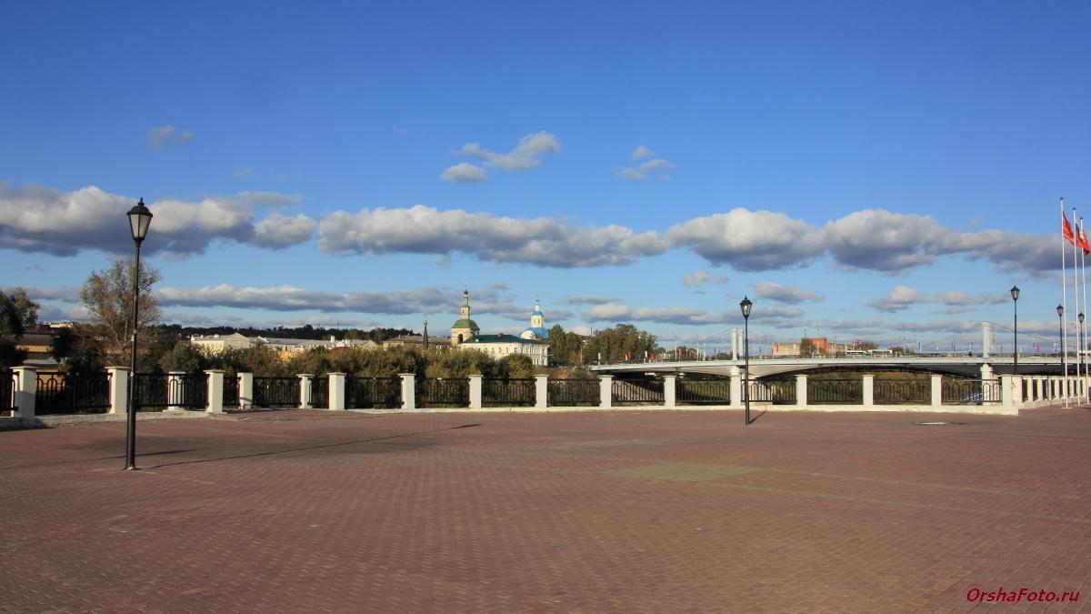 Смоленск, Смотровая площадка — OrshaFoto.ru