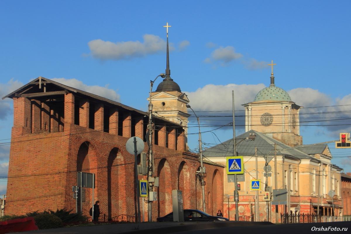 Смоленск, Крепостная стена — OrshaFoto.ru