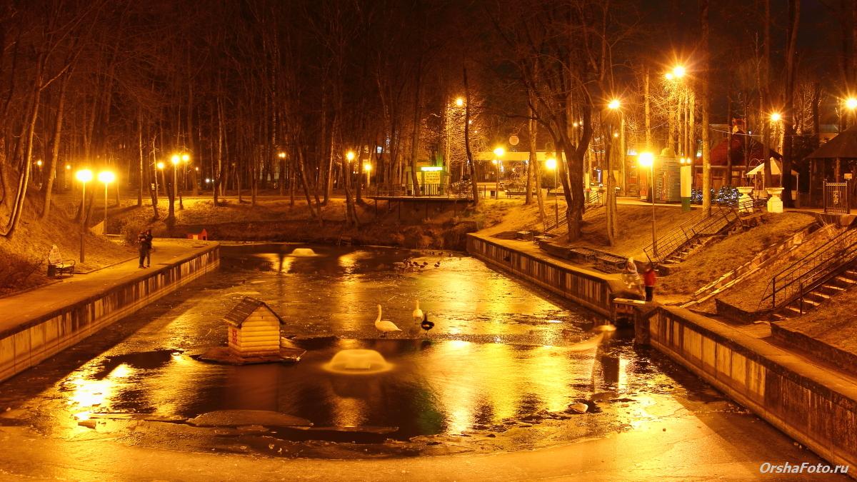 Смоленск, Лопатнский сад — OrshaFoto.ru