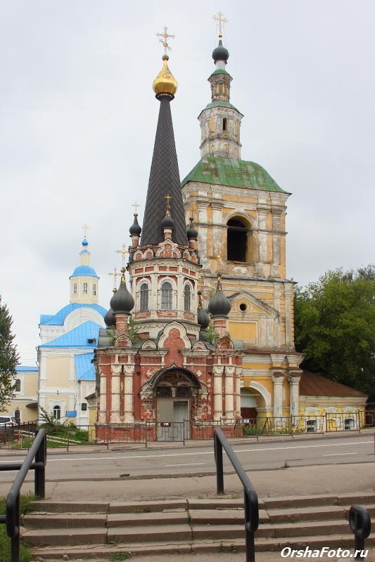 Смоленск, Никольская церковь — OrshaFoto.ru